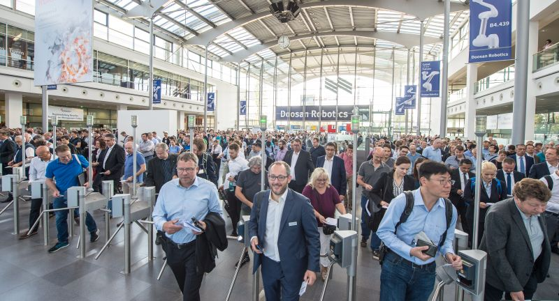 2018, Analytik, Biotechnologie, Labortechnik, Leitmesse, Messe M?nchen, analytica, analytica conference, automatica, exhibition for smart automation and robotics, optimize your production